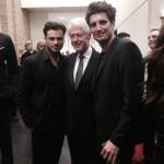 2Cellos con Bill Clinton