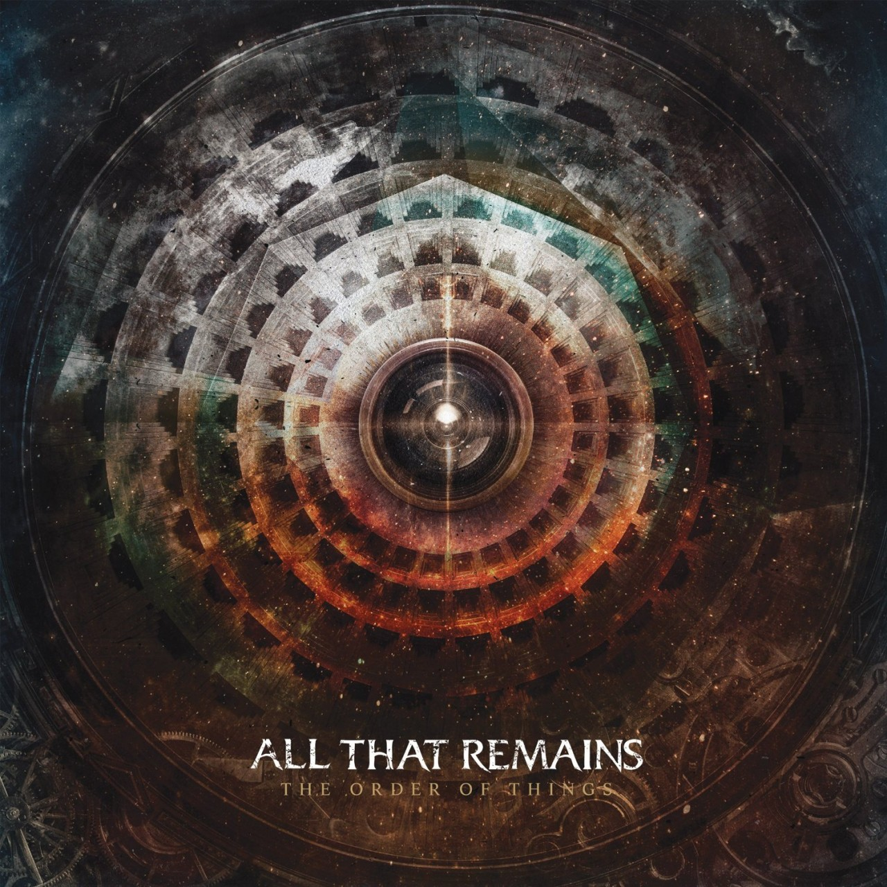 "All That Remains - ""The Order Of Things"" Cover"