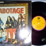 "28 luglio 1975 - esce ""Sabotage"" dei Black Sabbath"
