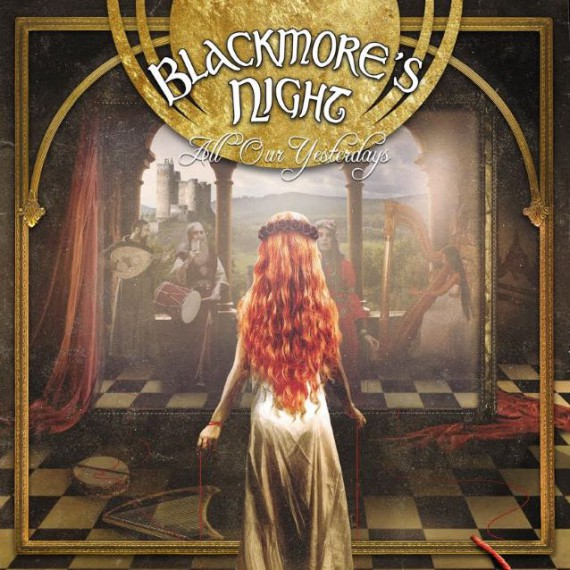 "Blackmore's Night - ""All Our Yesterdays"" Cover"