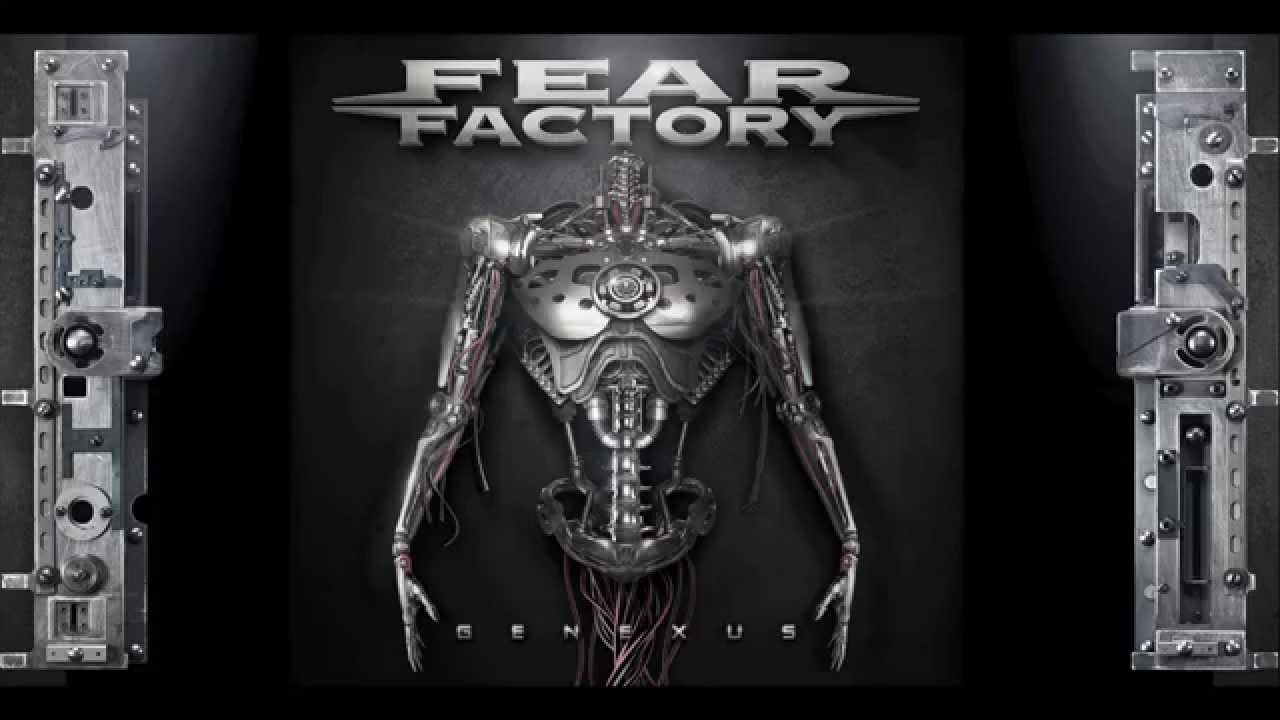 Fear Factory - Genexus - Album Cover