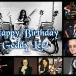 29 luglio 1953 - nasce Geddy Lee