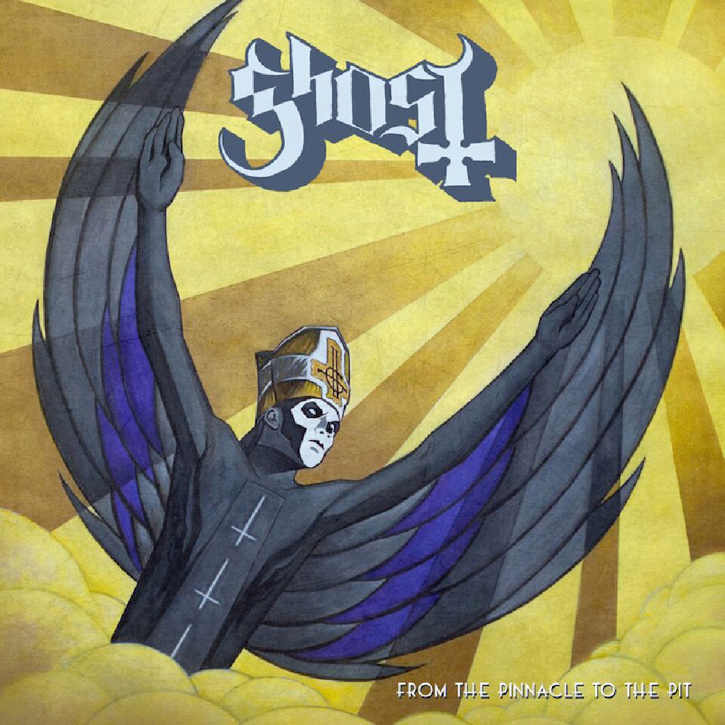 "Ghost - ""From The Pinnacle To The Pit"" Cover"