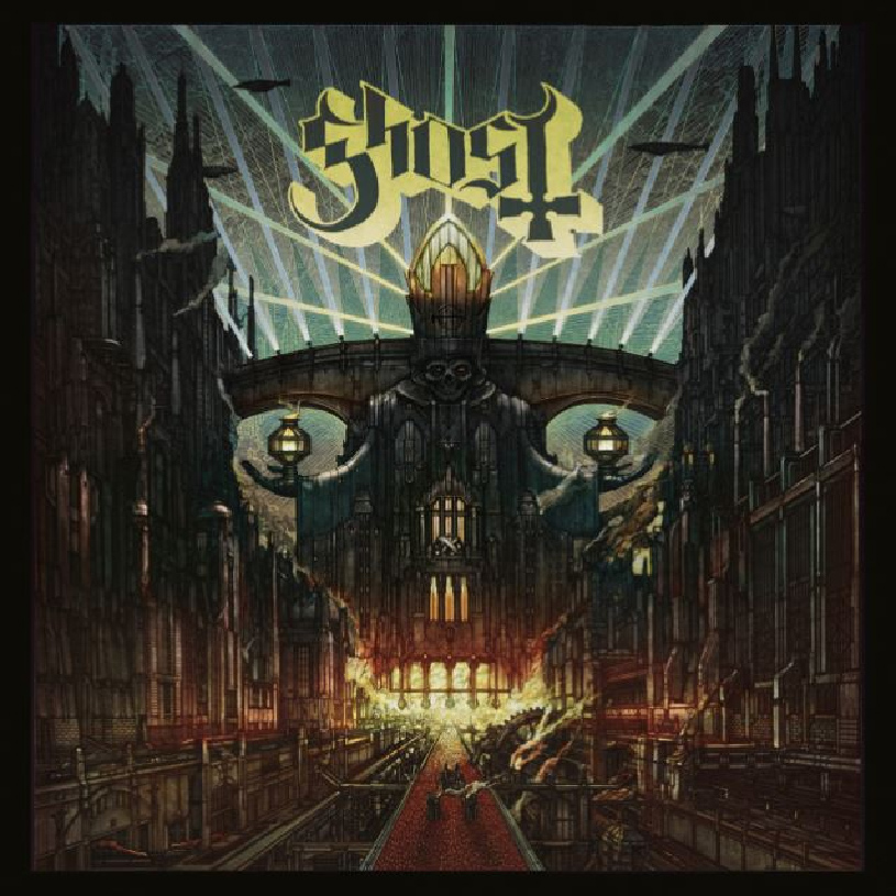 "Ghost - ""Meliora"" Cover"