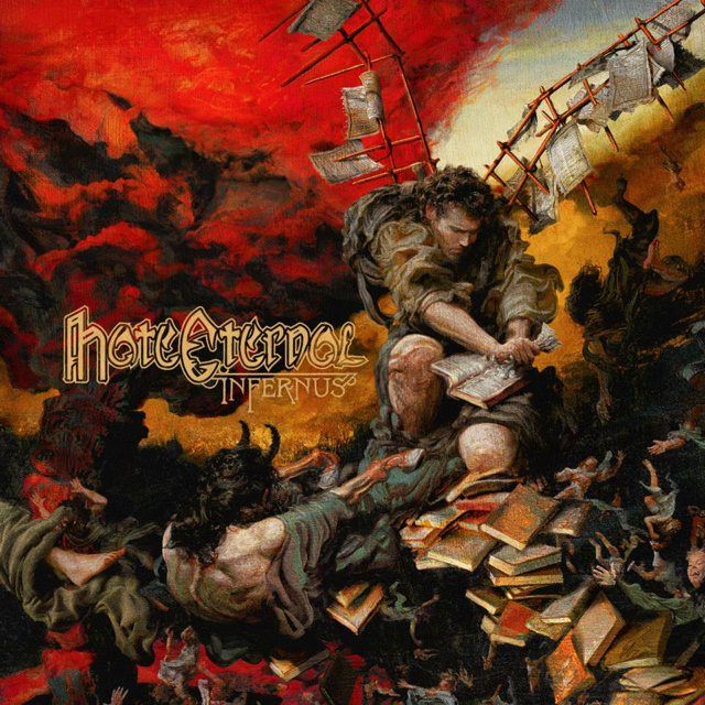 "Hate Eternal - ""Infernus"" Cover"