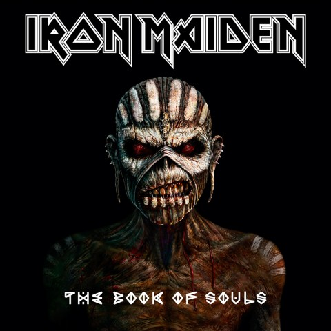 "Iron Maiden - ""The Book Of Souls"" Cover"
