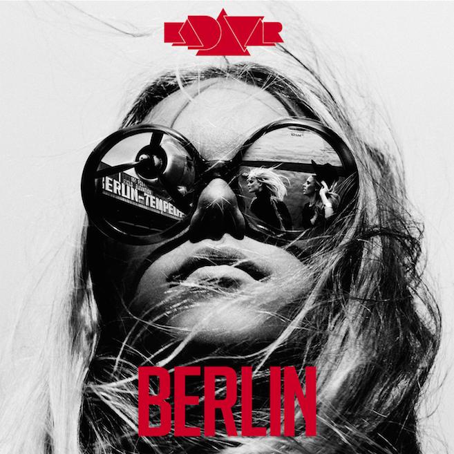 "Kadavar - ""Berlin"" Cover"