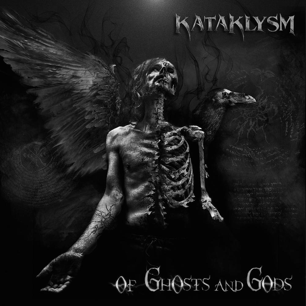 "Kataklysm - ""Of Ghosts And Gods"" Cover"