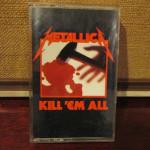 """25 luglio 1983 - esce """"Kill 'Em All"""" dei Metallica"""