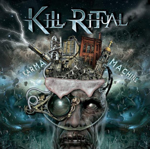 """Kill Ritual - """"Karma Machine"""" Cover"""