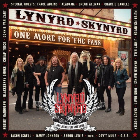 "Lynyrd Skynyrd - ""One More For The Fans"" Cover"