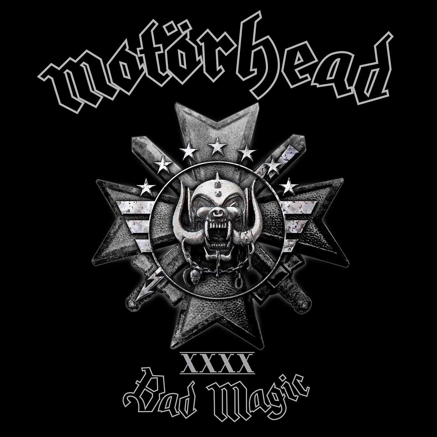 "Motorhead - ""Bad Magic"" Cover"