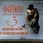Nightmare On Elm Street 3 Dream Warrios - Poster