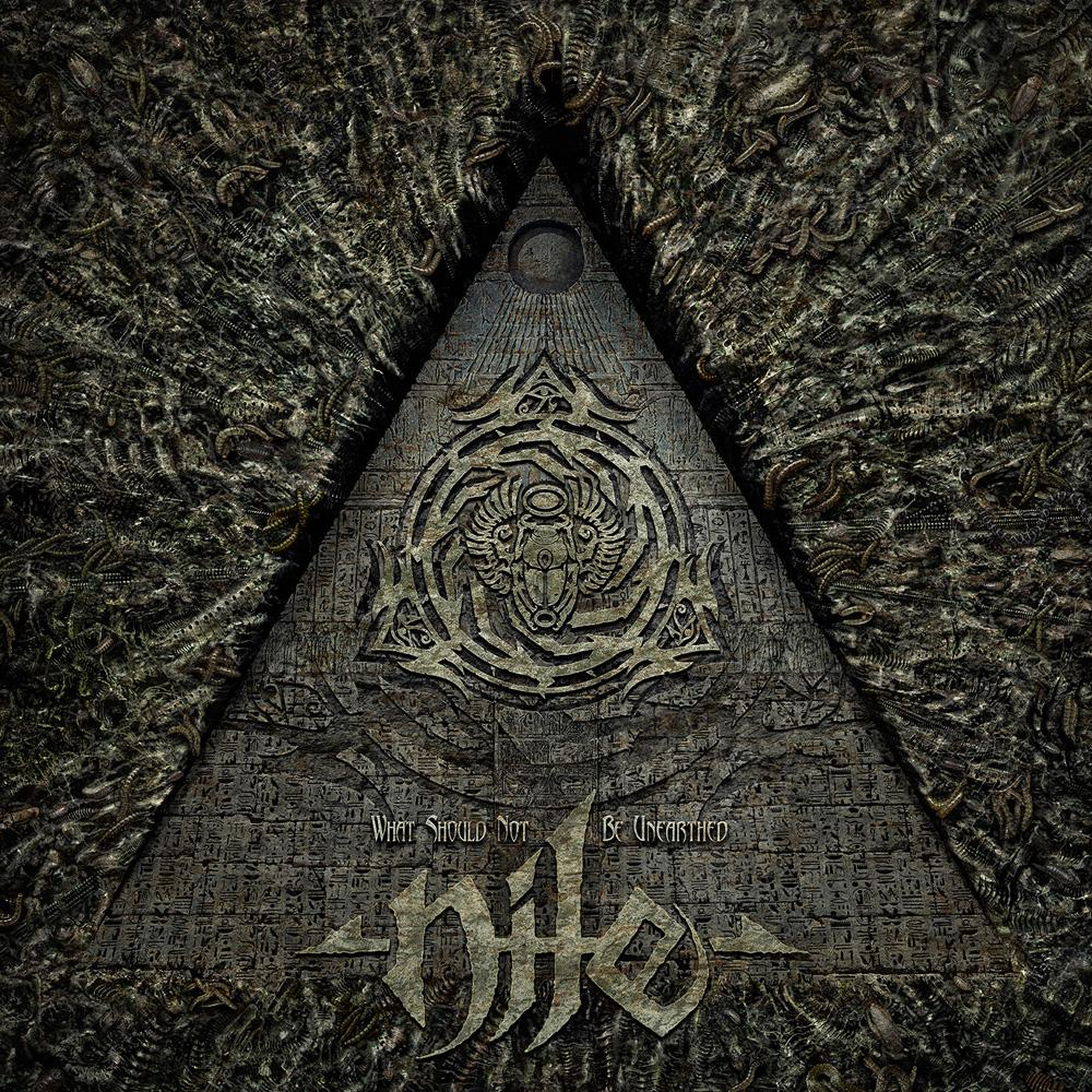 "Nile - ""What Should Not Be Unearthed"" Cover"