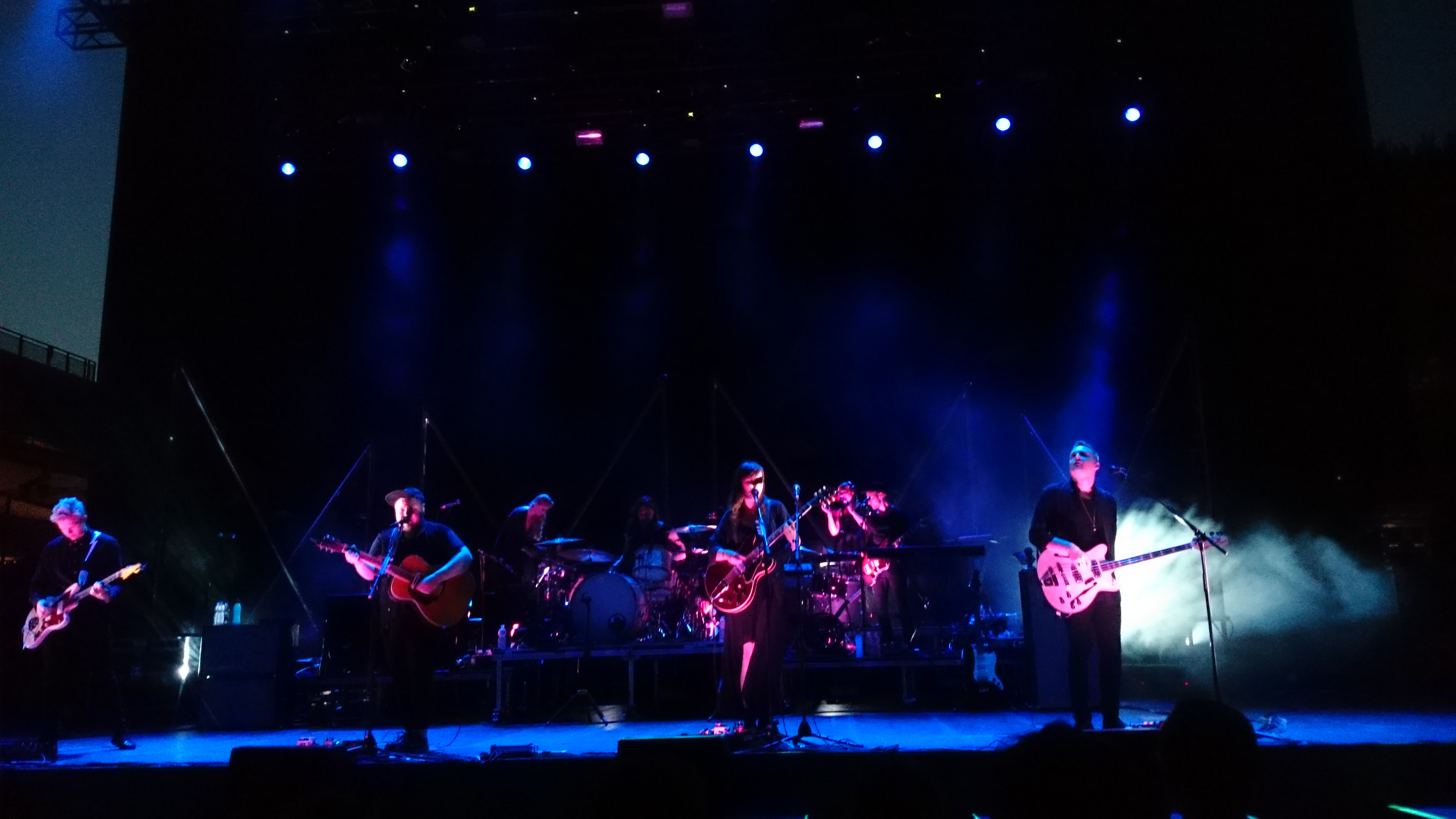 Of Monsters And Men @ Auditorium - 08 07 2015