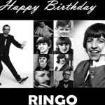 7 luglio 1940 - nasce Ringo Starr