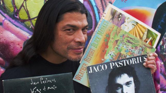 Robert Trujillos - Jaco Pastorius