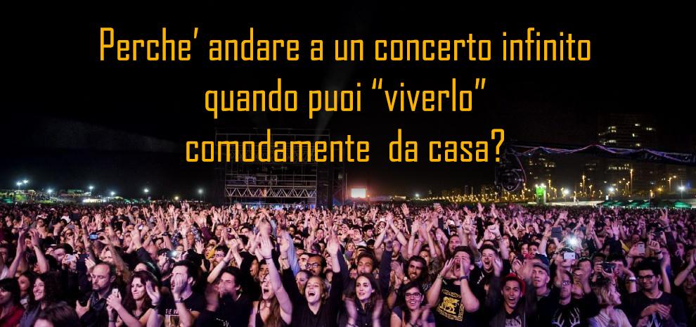 Sempre meno pubblico ai concerti: ecco perché
