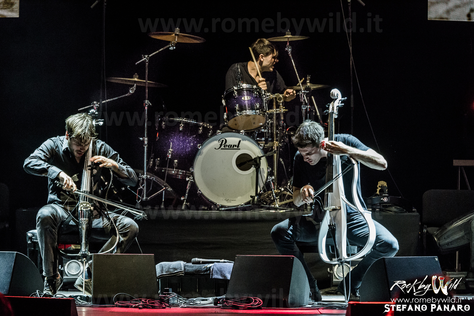 2Cellos @ Auditorium Cavea – 31 07 2015