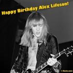 27 agosto 1953 - nasce Alex Lifeson