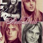 18 agosto 1964 - nasce Andi Deris