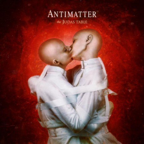 "Antimatter - ""The Judas Table"" Cover"