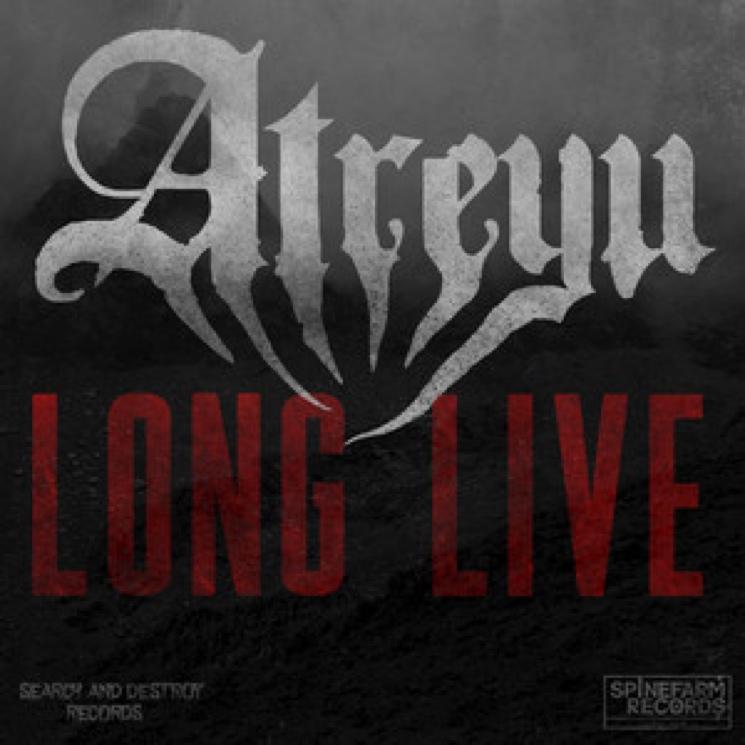 "Atreyu - ""Long Live"" Promo"