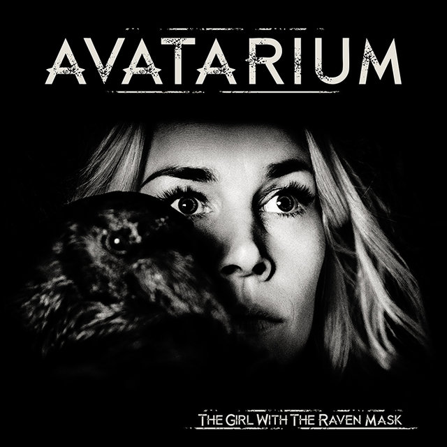 Avatarium - The Girl With The Raven Mask - Album Cover