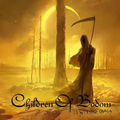 "Children Of Bodom - ""I Worship Chaos"" Cover"