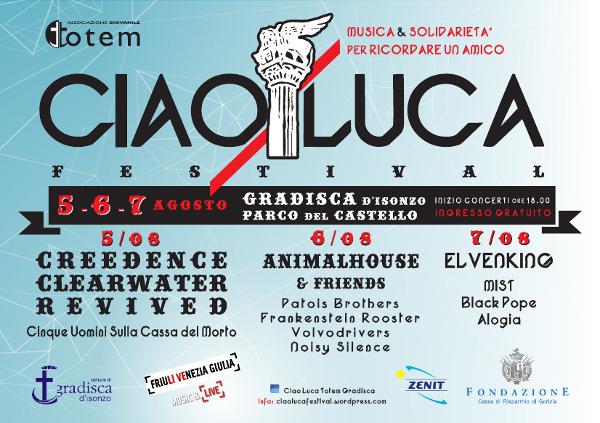 Ciao Luca Festival 2015
