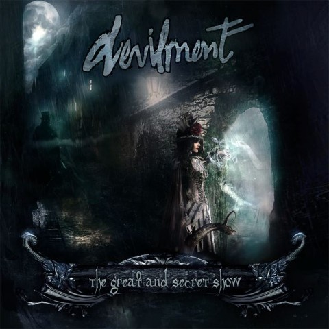 """Devilment - """"The Great And Secret Show"""" Cover"""
