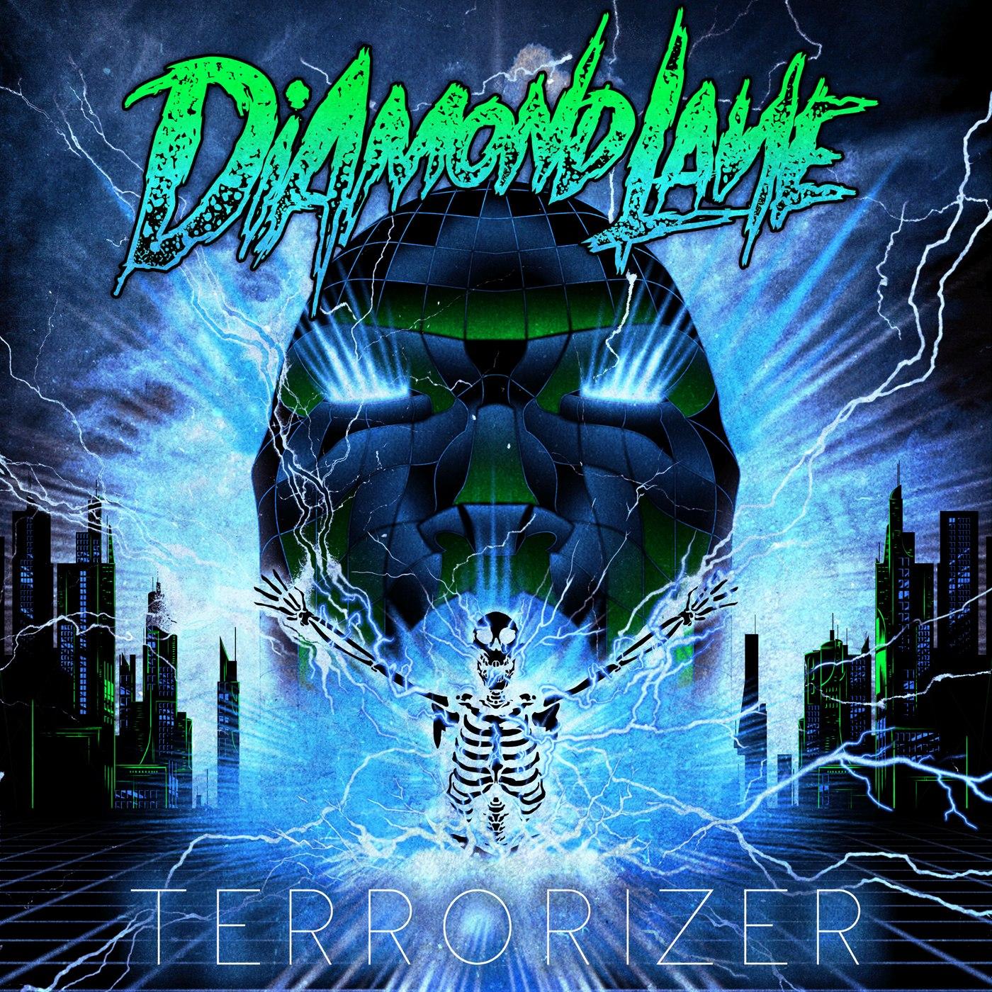 Diamond Lane - Terrorizer - Album Cover