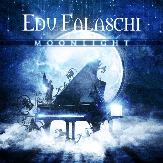 Edu Falaschi - Moonlight - Album Cover