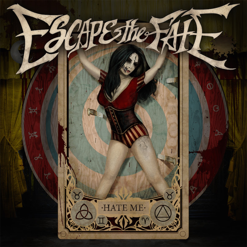 "Escape The Fate - ""Hate Me"" Cover"