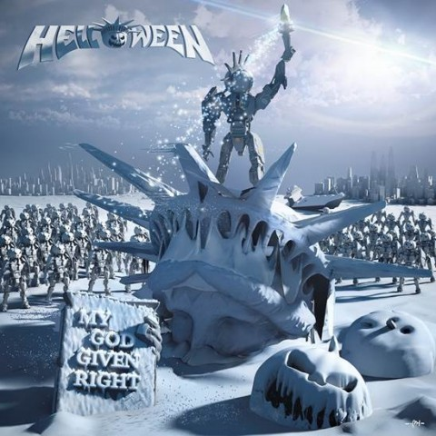 "Helloween - ""My God Given Right"" Cover"