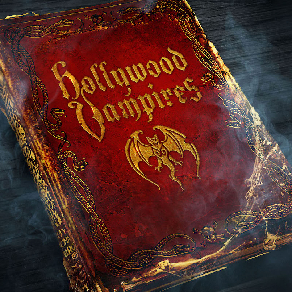 "Hollywood Vampires - ""Hollywood Vampires"" Cover"