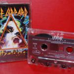 """3 agosto 1987 - esce """"Hysteria"""" dei Def Leppard"""