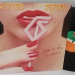 "13 agosto 1987 - esce ""Love Is for Suckers"" dei Twisted Sister"