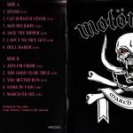 "14 agosto 1992 - esce ""March ör Die"" dei Motörhead"