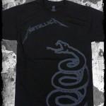 "12 agosto 1991 - esce ""Metallica"" dei Metallica"