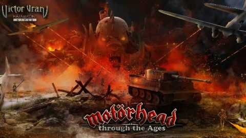 Motorhead Through The Ages - Il Videogioco