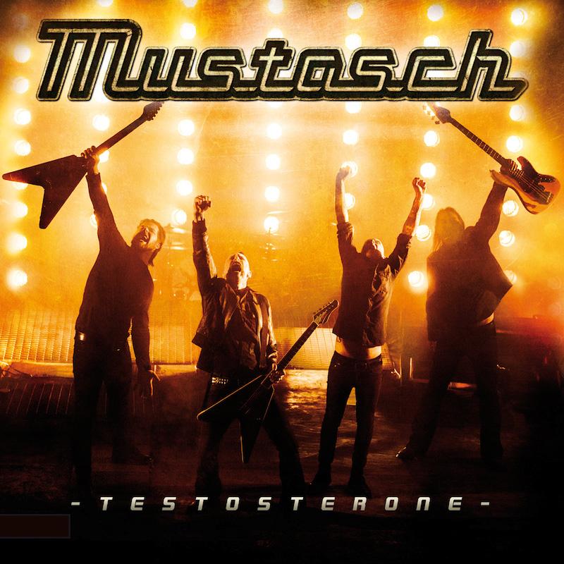 Mustasch - Testosterone Cover