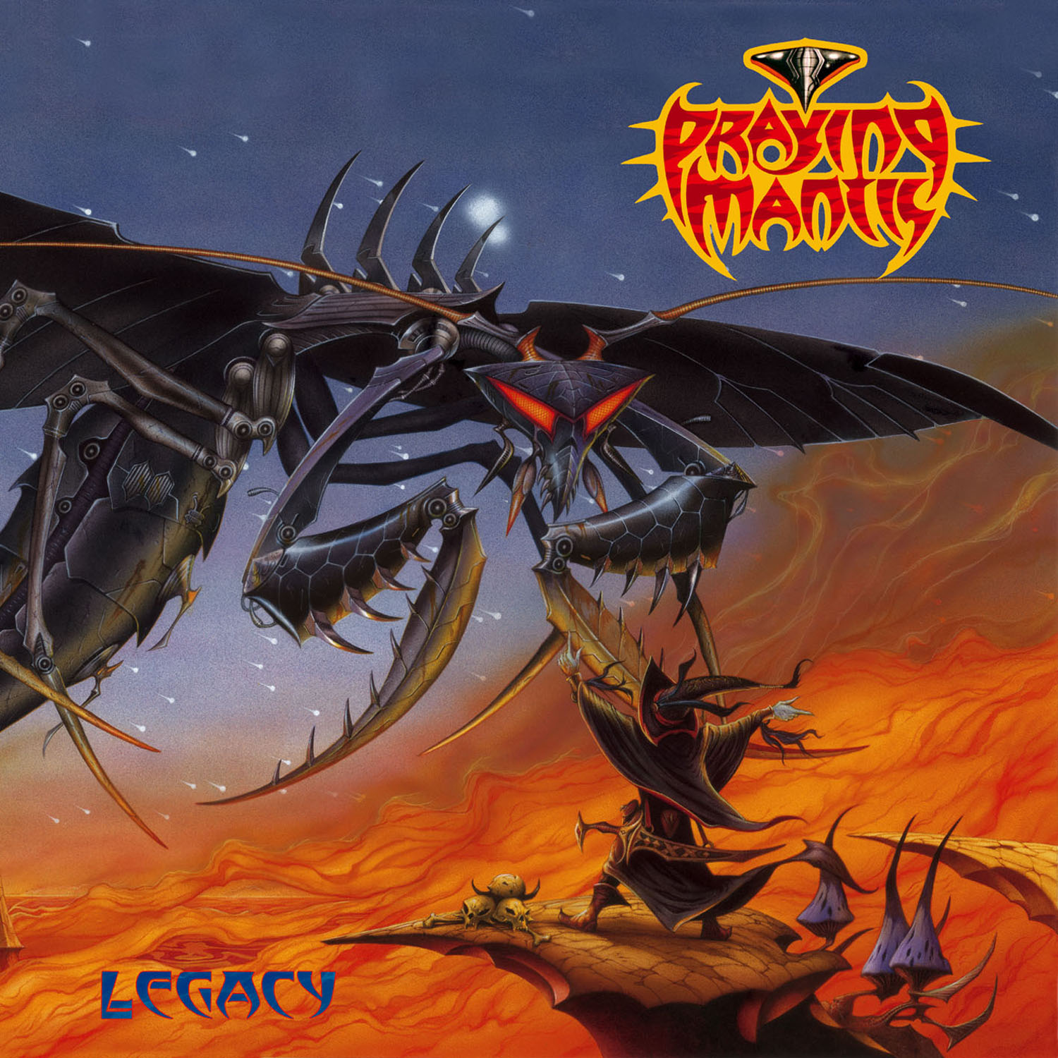"Praying Mantis - ""Legacy"" Cover"