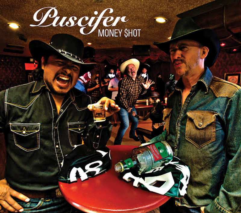 "Puscifer - ""Money Shot"" Cover"