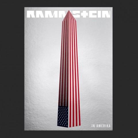 "Rammstein - ""In Amerika"" DVD Cover"
