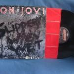 "18 agosto 1986 - esce ""Slippery When Wet"" dei Bon Jovi"