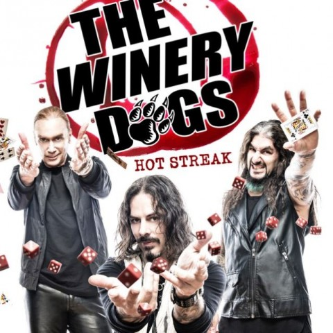 The Winery Dogs - Hot Streak - Album Cover