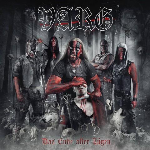 Varg - Das Ende Aller Lügen - Album Cover