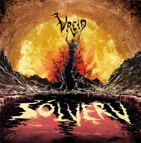 """Vreid - """"Sòlverv"""" Cover"""