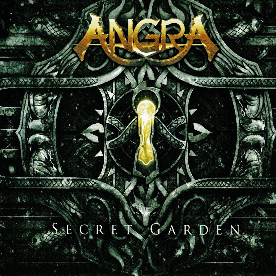 "Angra - ""Secret Garden"" Cover"